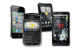 قیمت انواع گوشی موبایل شنبه 3 مهر 1395