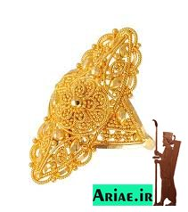 مدل انگشتر هندی