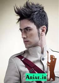 مدل موی پرانه و مردانه