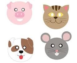 ماسک حیوانات