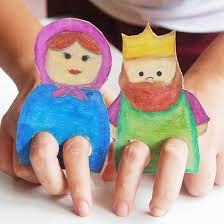 عروسکهای نمایشی