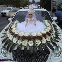 تزئینات ماشین عروس