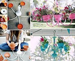 دکوراسیون بسیار شیک و زیبا با گلدانهای کهنه و بلا استفاده !