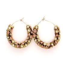 طراحی زیبای جواهرات در قالب گوشواره