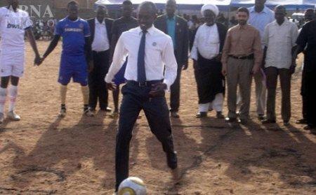 برگزاری مسابقه فوتبال جام امام خمینی(ره) در مالی