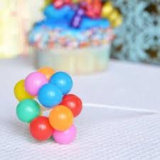 بادکنکهای ژله ای برای تزئینات انواع کیک و شیرینی!