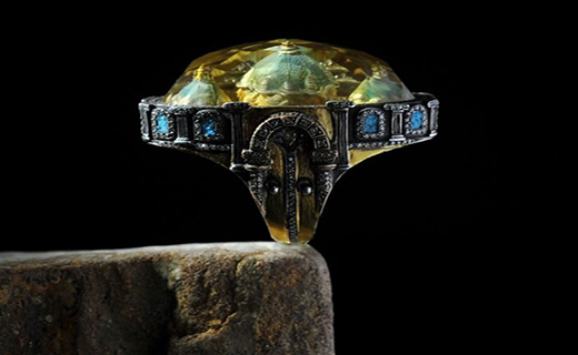 جواهراتی جالب و خلاقانه