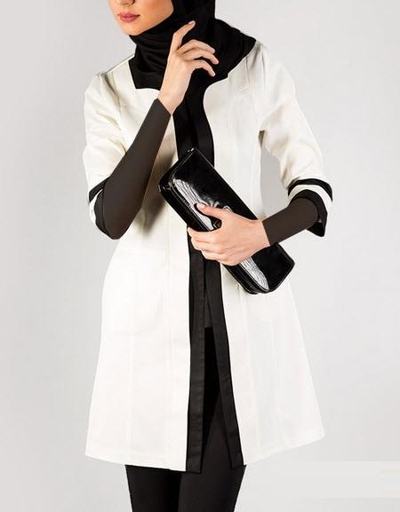 مدلهای مانتو اسپرت زنانه و دخترانه 95