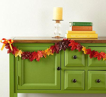 آرایش فضا با زرد و نارنجی به سبک پاییز!