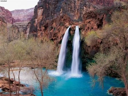 جاذبه های گردشگری ایران-آبشار گنج بنار گچساران