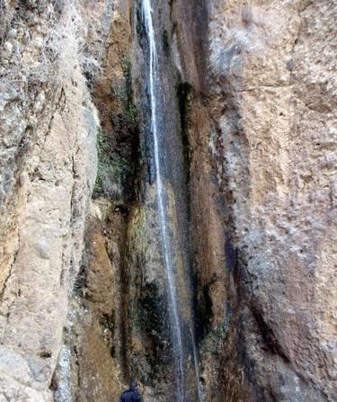 طبیعت ایران / آبشار دیدنی قلات شیراز