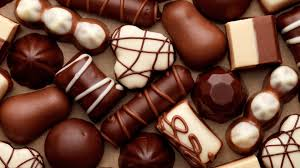 علاقمندان به انواع شکلات بخوانند