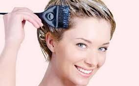 روش رنگ کردن موهای سفید!
