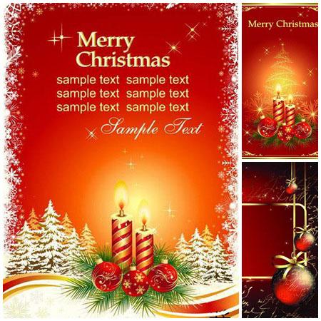 28 کارت پستال برای تبریک کریسمس