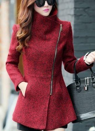 مدلهای کت زمستانی دخترانه و زنانه زیبا