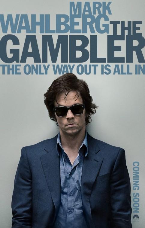 فیلم هیجان انگیز The Gambler