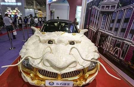 این خودروی ابتکاری و عجیب در چین