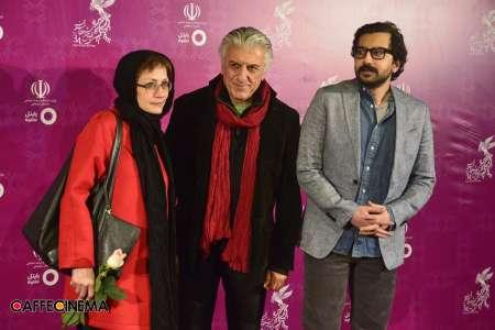 تصاویر بازیگران در سی چهارمین جشنواره فیلم فجر بهمن 1394
