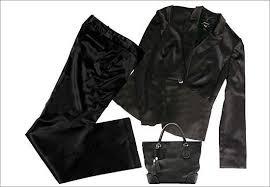 چرا لباس سیاه