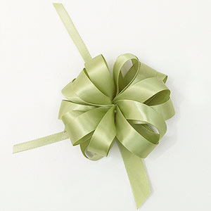 دو نوع تزئین فانتزی هدیه با کاغذ و روبان