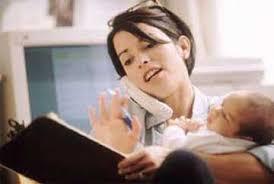 بدون استرس مادری شاغل باشید