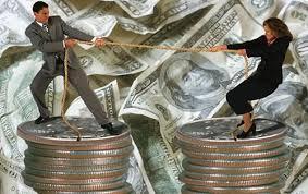 علت اختلاف زوجین برسر مسائل مالی و راه حل آن
