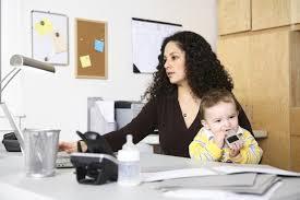 چگونه مادر و کارمندی موفق باشیم
