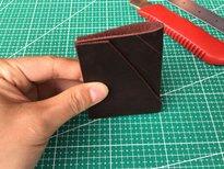 آموزش دوخت کیف پول