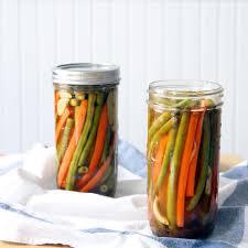 با لوبیا سبز این ترشی خوشمزه را تهیه کنید
