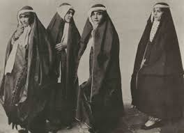 خانمها در قدیم اینطوری باسواد می شدند