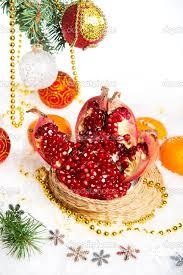 ایده هایی برای تزئین انار شب یلدا