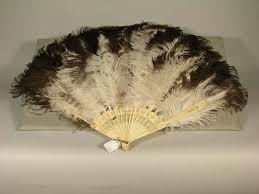 آموزش تزئین بادبزن با پر شتر مرغ