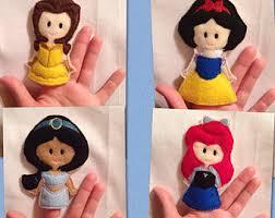 آموزش مدل عروسکهای انگشتی نمدی