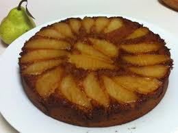 آموزش کیک گلابی
