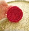 آموزش ساخت گل رز با نمد