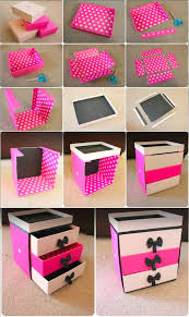 ساخت جعبه جواهرات با وسایل دور ریختنی